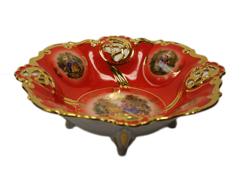 Madonna Original Red-Ruby Russian Bowl