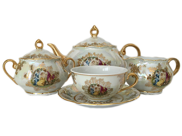 Madonna Original Classic Tea Set
